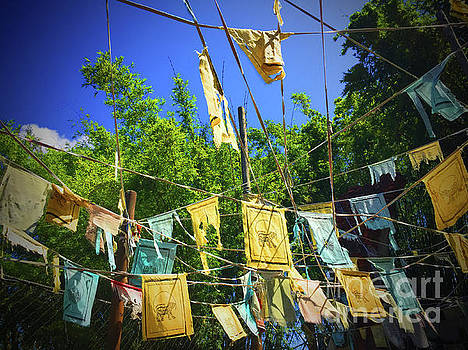 Jost Houk - Prayer Flags
