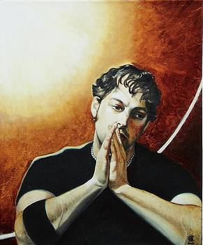 Prayer Illumination by Teresa Carter