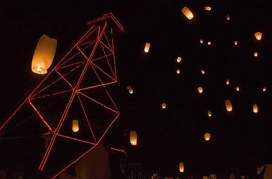 Scott Wheeler - Prayer Lanterns