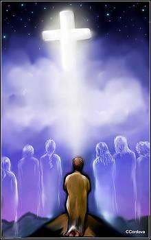 Prayer to God by Carmen Cordova