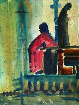 Prayerful Moment by Laurie Salmela