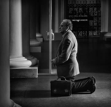 Prayers before Lunch II by Michel Verhoef
