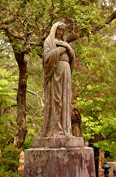 Prayers in an Old Cemetery  by Norman Drake