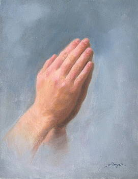 Praying Hands by Michael Gillespie