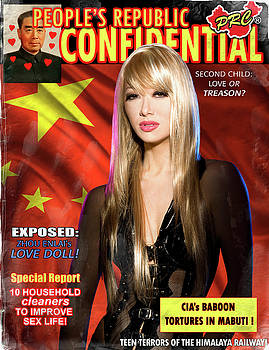 James Vaughan - PRC Confidential - cover