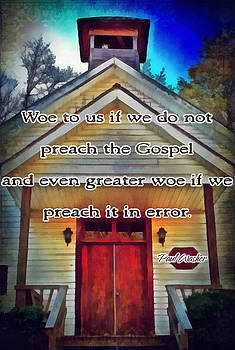 Michelle Greene Wheeler - Preach The Gospel