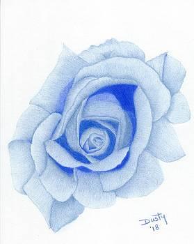 Precious Blue by Dusty Reed