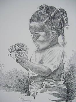 Precious Flower by Otis  Cobb