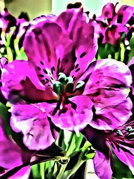 Precious Hibiscus by Marian Palucci-Lonzetta
