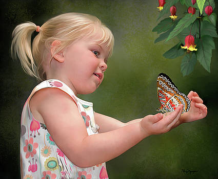 Precious Moment by Thanh Thuy Nguyen
