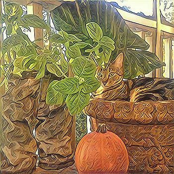 Precious Pumpkin by Sherry Kuhlkin