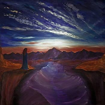 Precipice by Tabetha Landt
