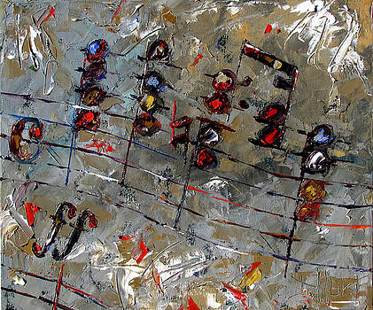 Prelude in Cm by Chopin by Debra Hurd