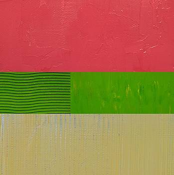 Michelle Calkins - Preppy Pink and Green