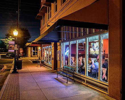 Prescott Arizona Night by Glenn DiPaola