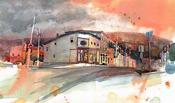 Prescott Street by Omar Jaramillo