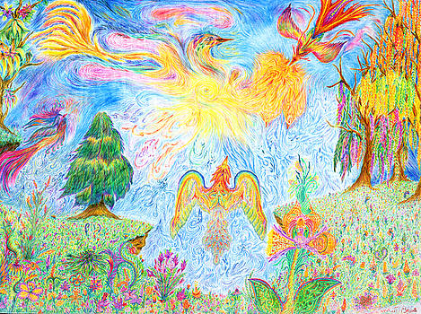 Present From God by Mahdi Bahram