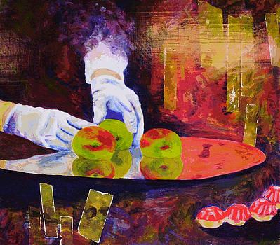 Presenting Apples by Jennifer Wheeler