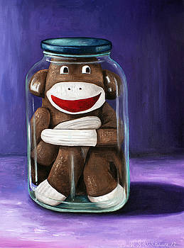 Leah Saulnier The Painting Maniac - Preserving Childhood 3