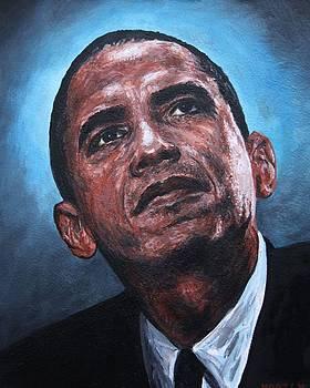 President Obama by Doug Norton