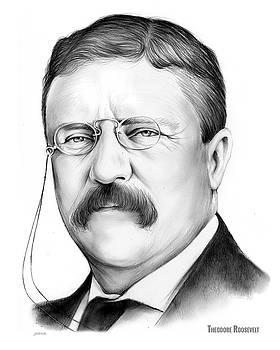 Greg Joens - President Theodore Roosevelt 2