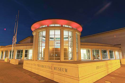 Presidential Museum by Cathie Crow
