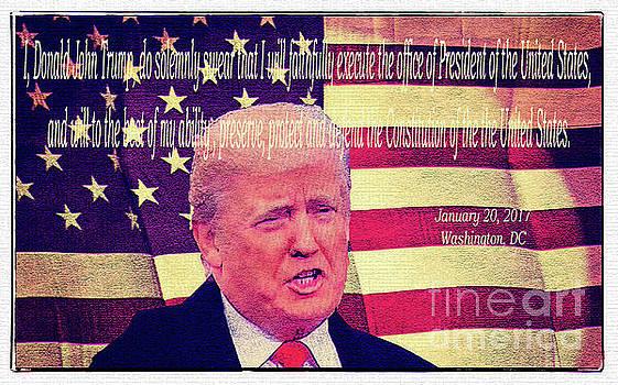 Bob Hislop - Presidential Oath