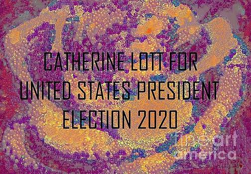 Presidentialelectioncandidate2020 by Catherine Lott