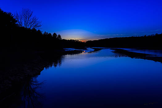 Presumpscot Blues by Mark Myhaver
