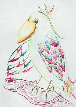 Suzanne  Marie Leclair - Pretty Bird