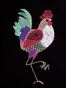 Pretty Cocky by Linda Clary