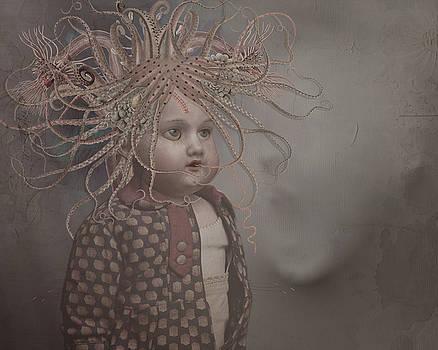 Pretty Dolly by Terry Fleckney