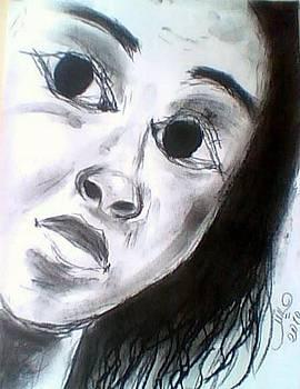 Pretty eye by Maina  Kabiru