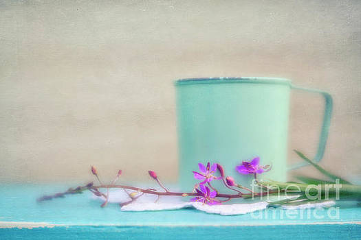 Pretty in pastel 1 by Priska Wettstein