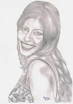 Xafira Mendonsa - Pretty Jess