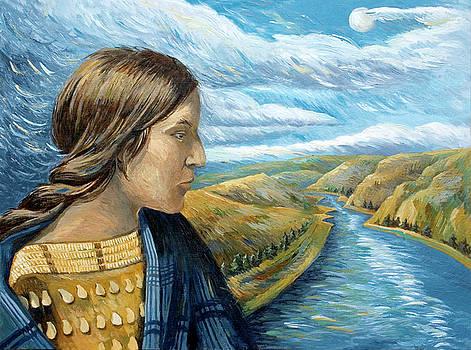 Pretty Little Indian by Paula Blasius McHugh