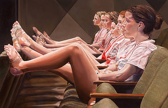 Pretty Maids All In A Row by Kevin Aita