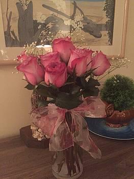 Pretty Pink by Paula Brown