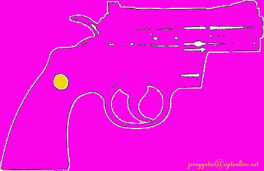 Pretty Revolver by Gerard Yates