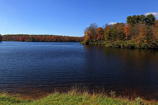Jill Lang - Price Lake at Blowing Rock