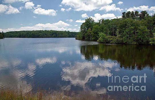 Jill Lang - Price Lake in North Carolina
