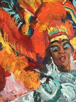 Pride Parade by Susan E Jones