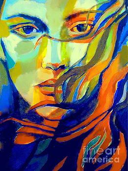Prideful head by Helena Wierzbicki
