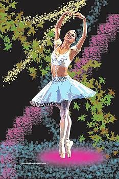 Prima Ballerina by Michael Chatman