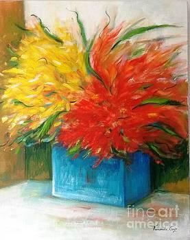 Primary Colors by Fernanda Cruz