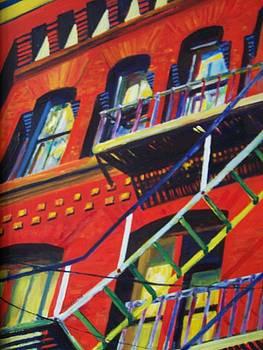 Primary Escape by Susan Kneeland