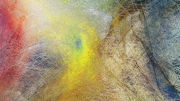 Primary Maelstrom by Constance Krejci
