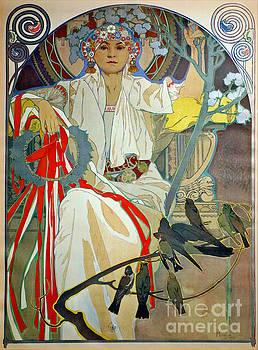 Primavera 1914 by Padre Art