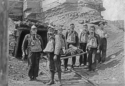 Primero Mine by Colorado Fuel and Iron Photo Department