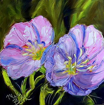 Primrose Alight by Mary Beth Harrison